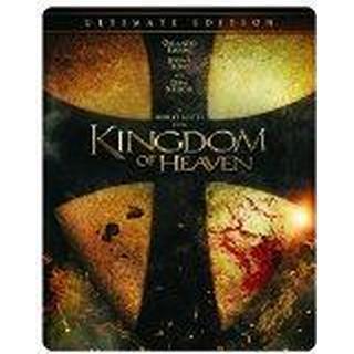 Kingdom Of Heaven - Limited Edition Steelbook [Blu-ray]